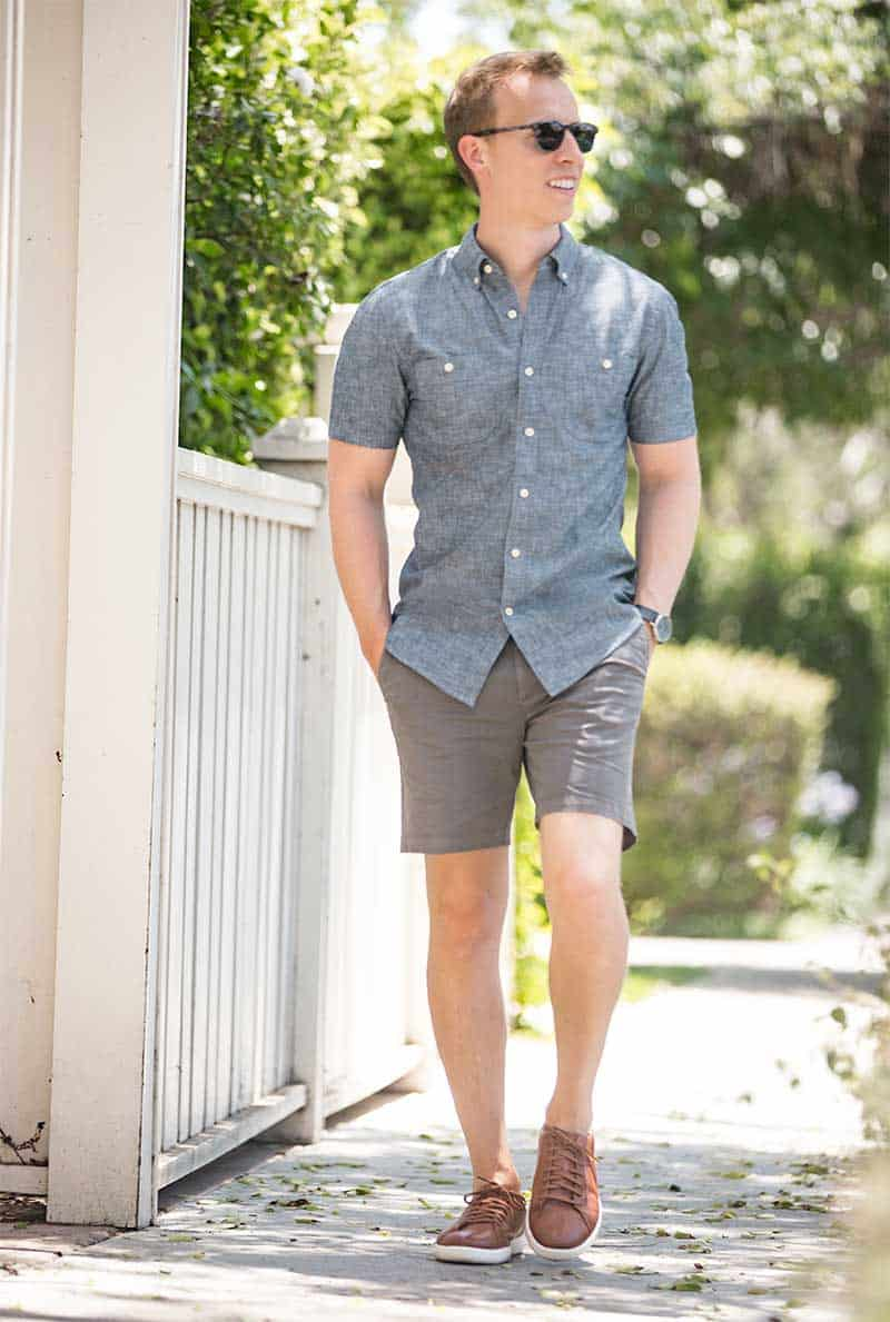 amazon outfit men's summer style