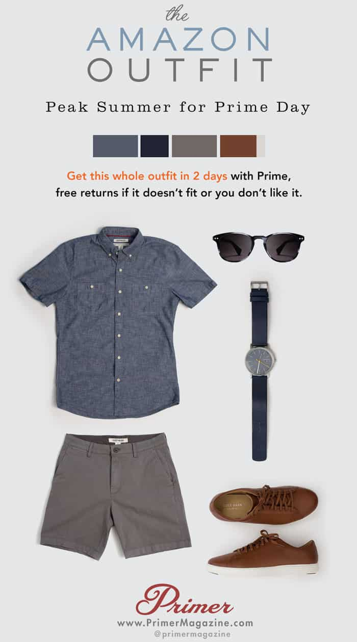 Amazon Outfit: Peak Summer for Prime Day