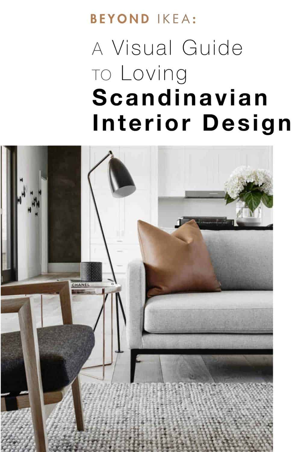 Beyond ikea a visual guide to loving scandinavian - Scandinavian interior design magazine ...