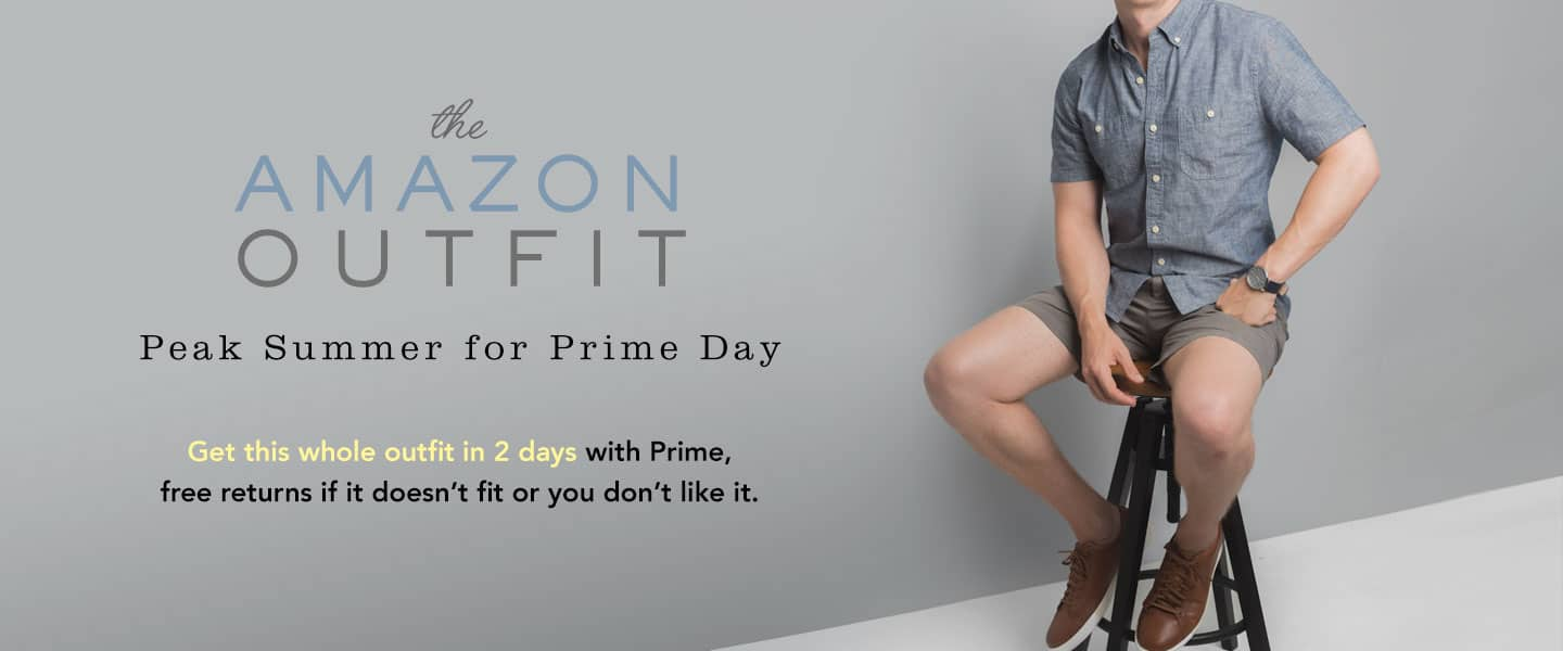 The Amazon Outfit: Peak Summer for Amazon Prime Day