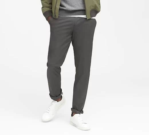 banana republic core temp pant