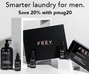 Frey laundry kit 20% off with pmag20