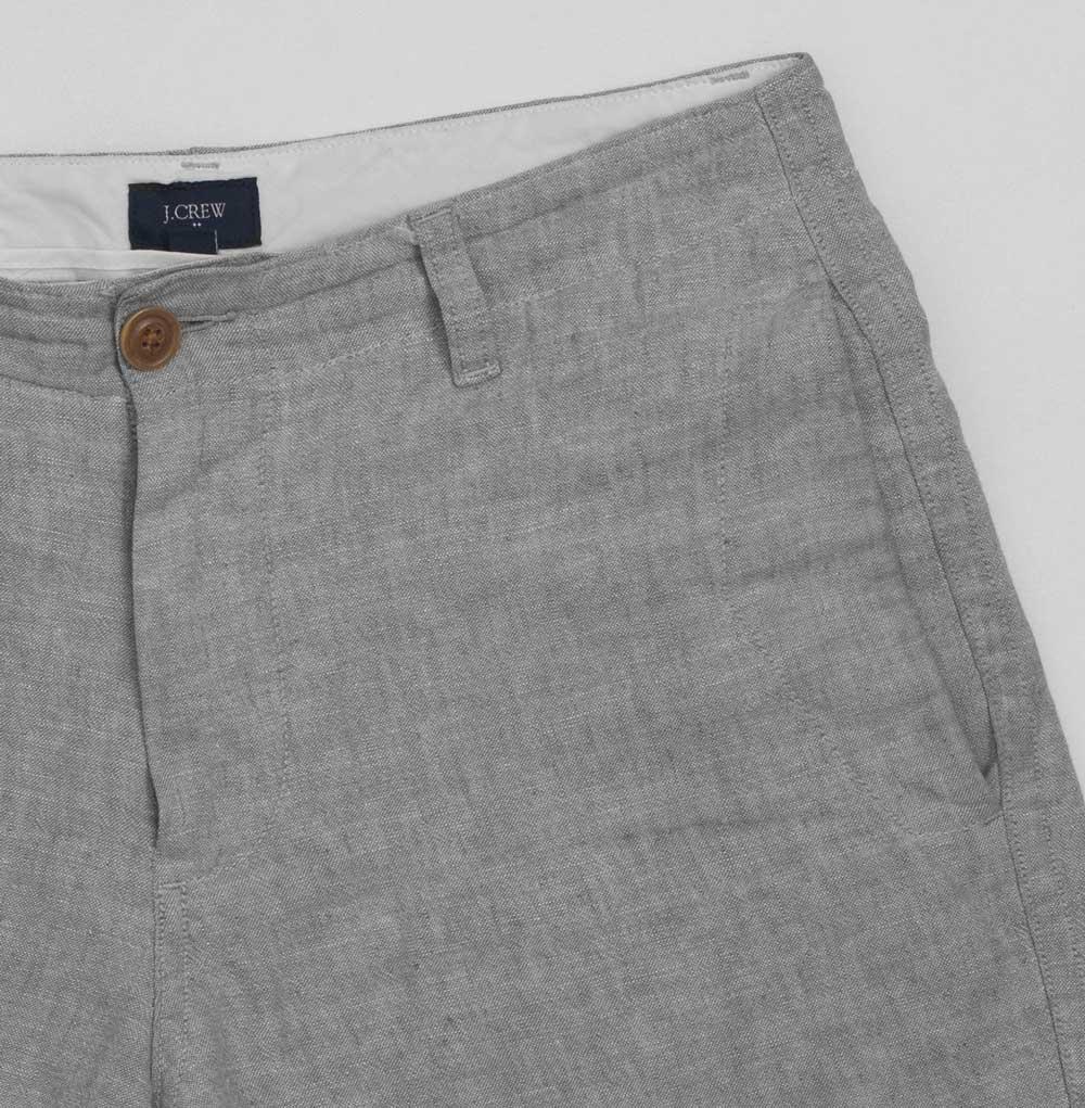 J.Crew Factory linen shorts