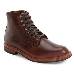 Allen Edmonds brown boots