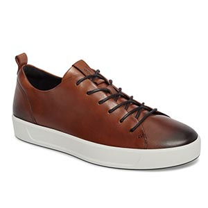 Ecco brown sneakers