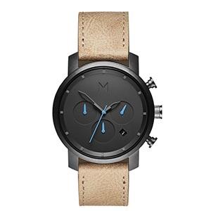 Black watch from MVMT