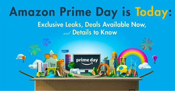 Amazon Prime Day Essential Details: The Best Deals On Devices, Gadgets, and Gizmos