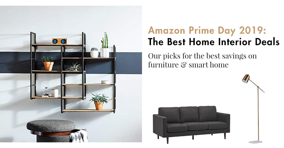 Amazon Prime Day: The Best Home Interior Deals