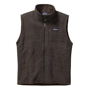 Image of patagonia better sweater men's vest