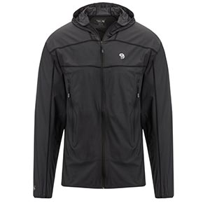 Image of Mountain Hardwear Ghost Lite Stretch Hooded Jacket