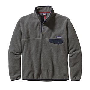 Image of Patagonia Lightweight Synchilla Snap-T Fleece Pullover