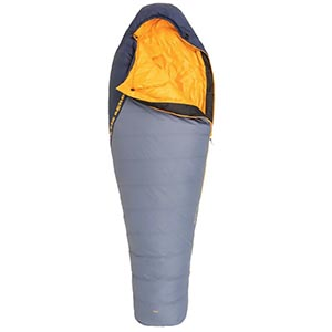 Image of Big Agnes Spike Lake Sleeping Bag: 15 Degree Down