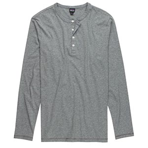 Image of Patagonia Daily Henley Shirt