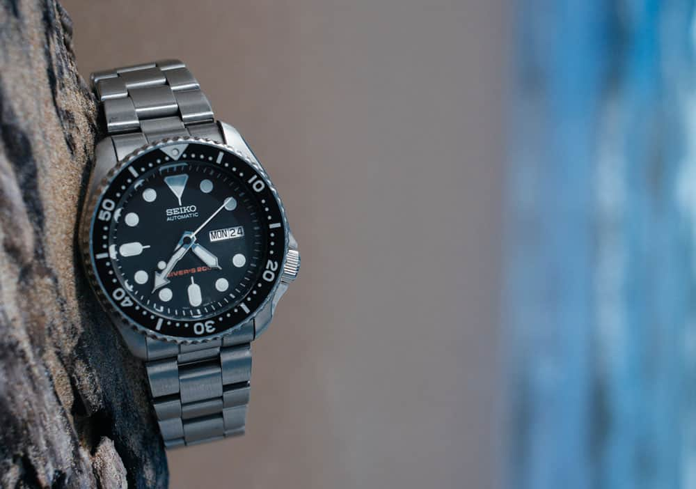seiko skx007 dive watch review