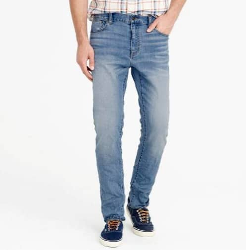 Image of Stretch Driggs slim-fit jean in So Cal wash