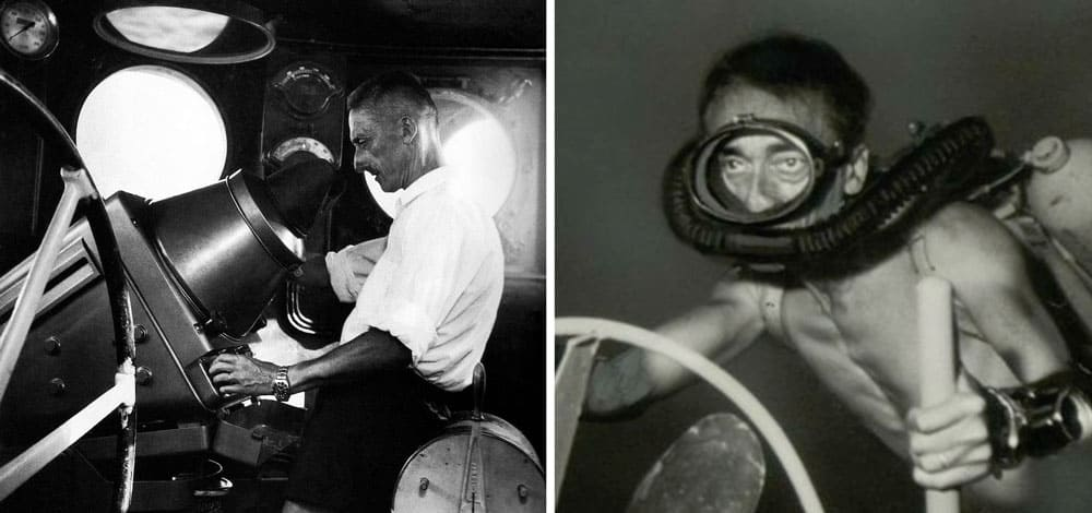 history of dive watches-jacques-cousteau