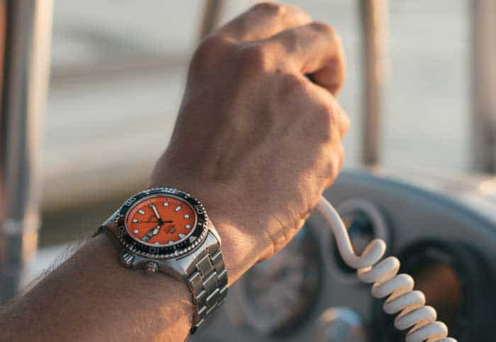 orient ray orange