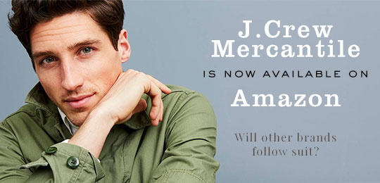 J.Crew Mercantile Is Now Available On Amazon