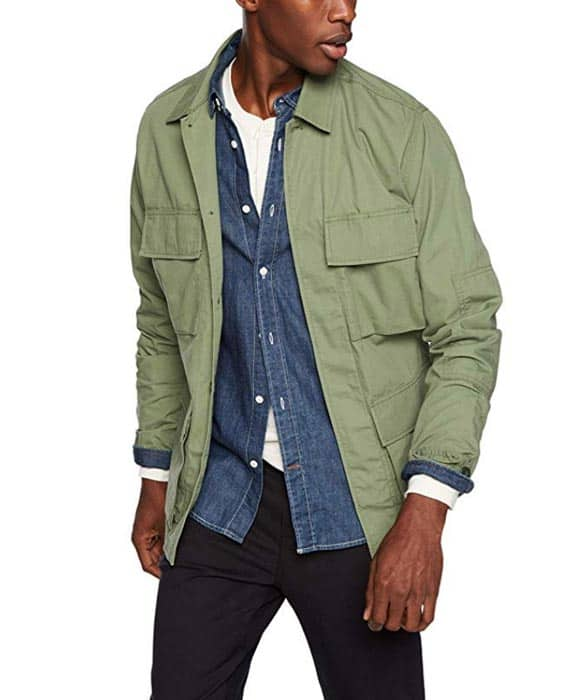 j.crew mercantile utility jacket on amazon