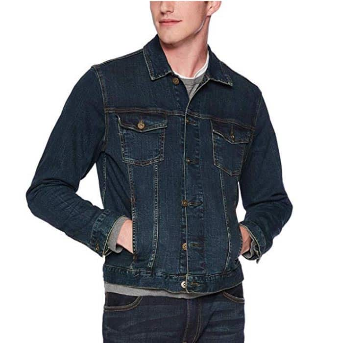 jcrew denim jacket amazon