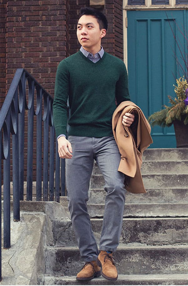 men's fashion business casual