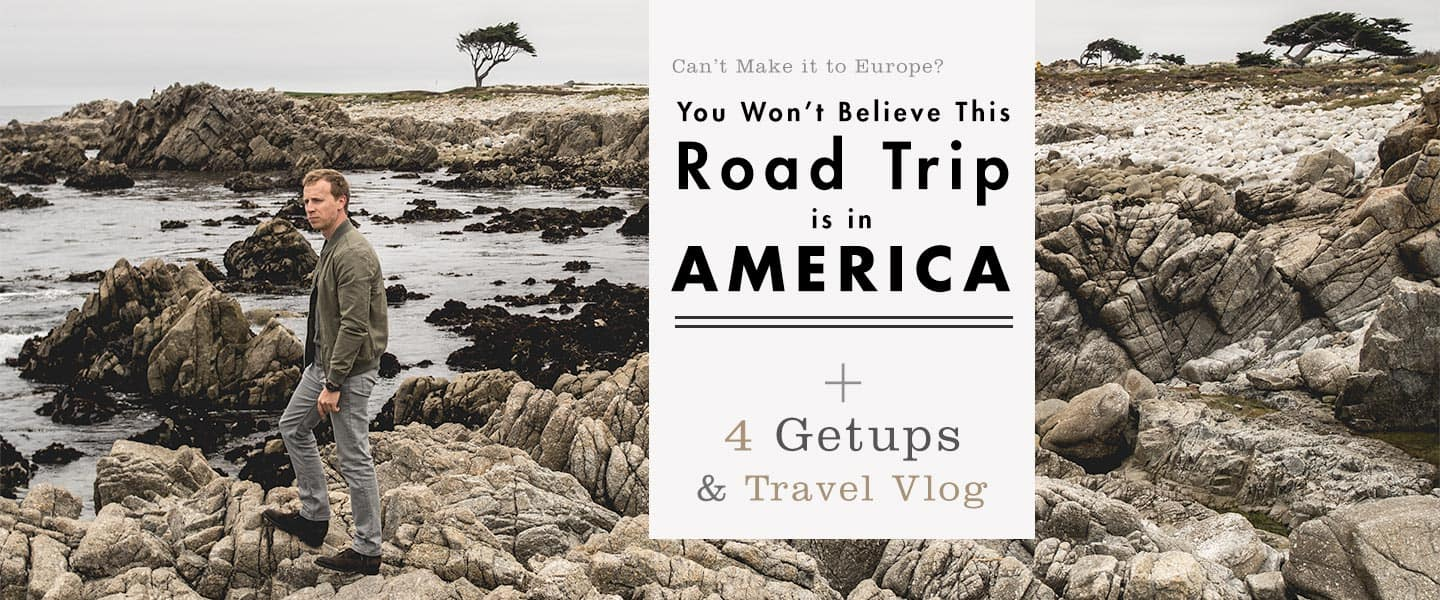 You Won't Believe This Road Trip Is In America + 4 Getups & Travel Vlog!
