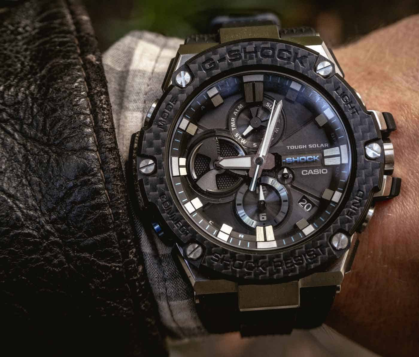 An Astronaut Could Wear This Watch What Is Carbon Fiber And Why Do