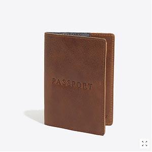 A close up of a wallet