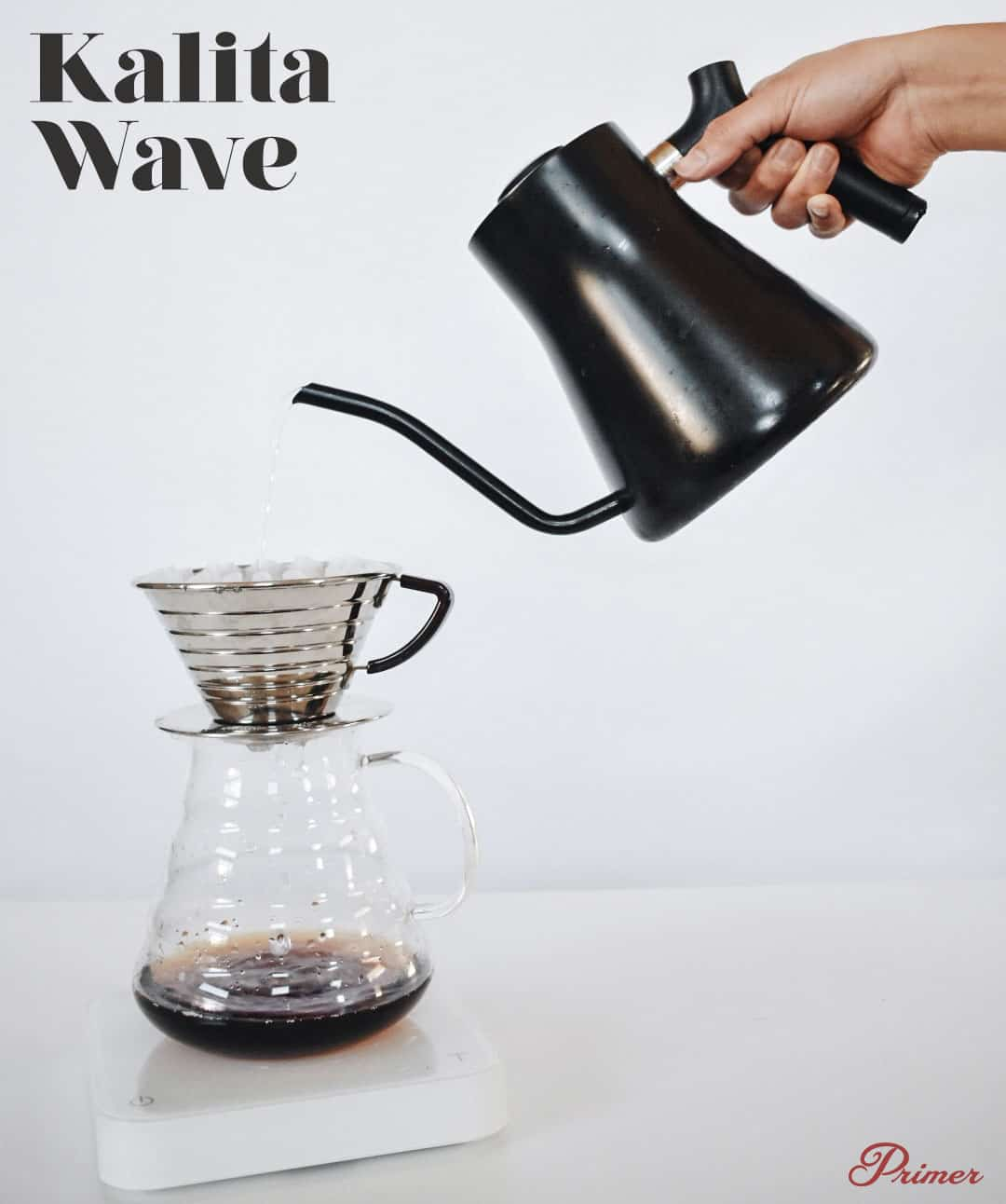 kalita wave dripper differences