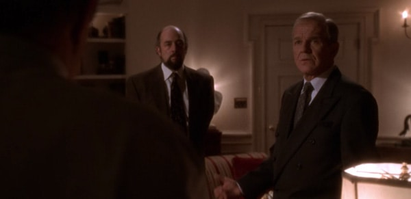 west wing bottle episode
