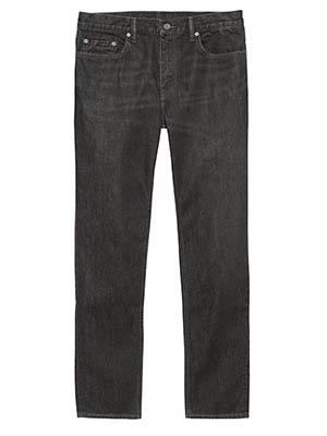 Dark gray jeans