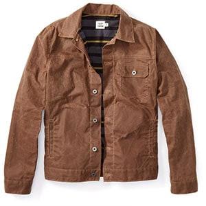 Flint and Tinder trucker jacket