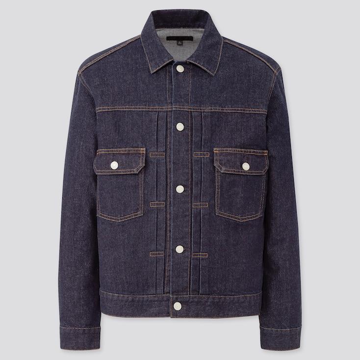 Uniqlo trucker jacket