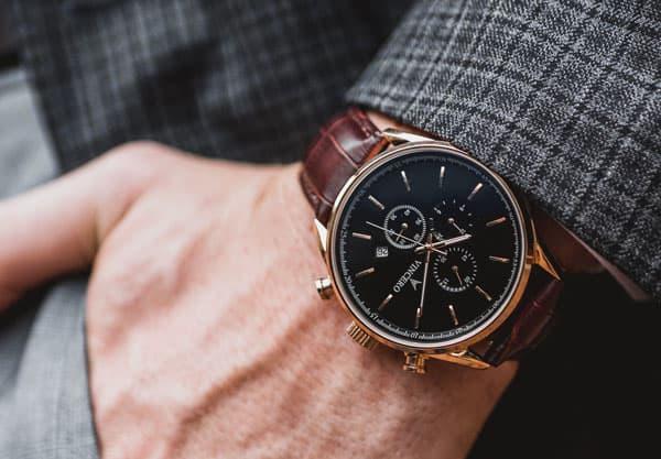 vincero chronograph