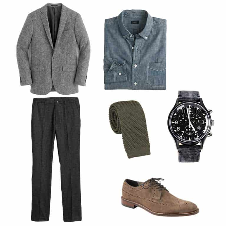 men cold weather outfit inspiration