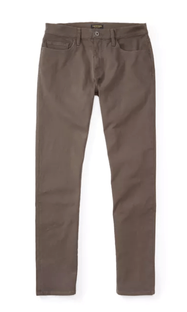 huckberry 365 brown pants