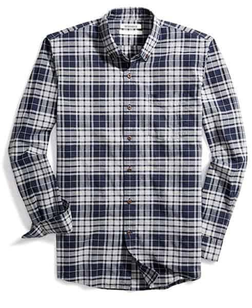 A flannel shirt