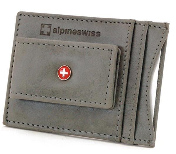 Alpine swiss wallet