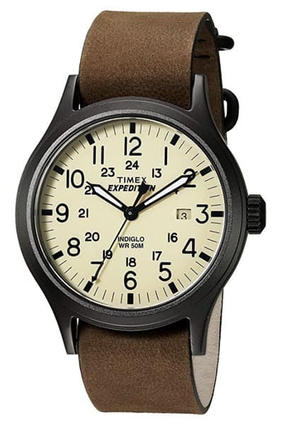 A timex expedition watch