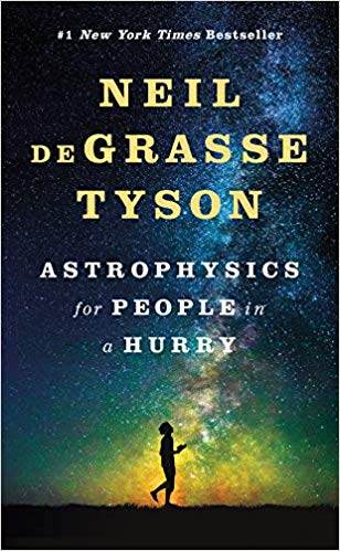 Image of Astrophysics for People in a Hurry Hardcover – May 2, 2017
