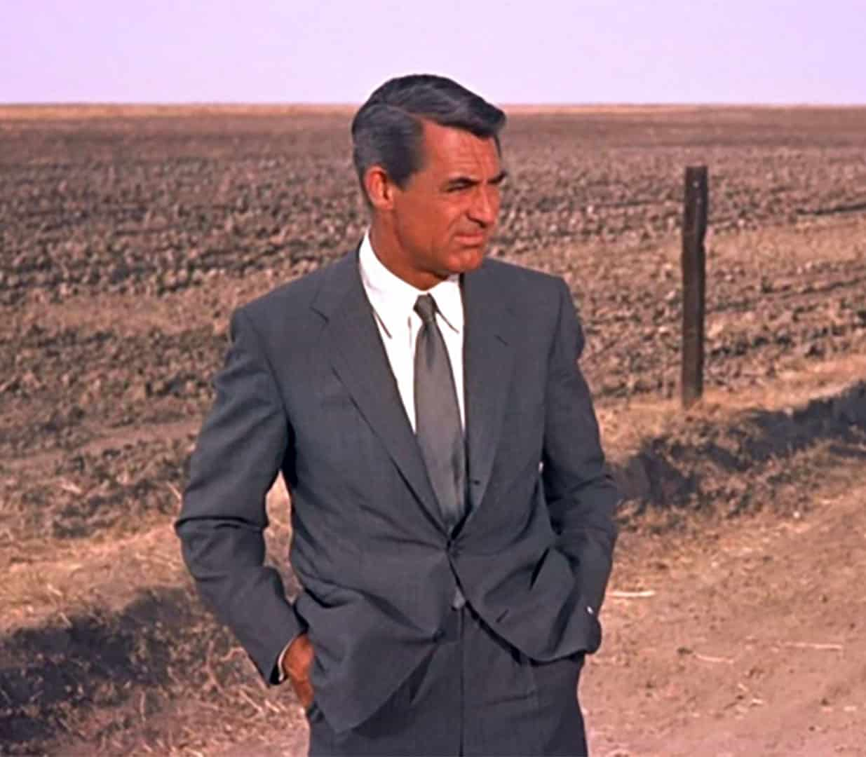 cary grant tie length