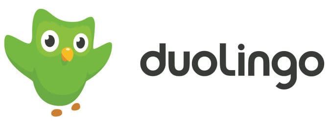 Image of Duolingo logo