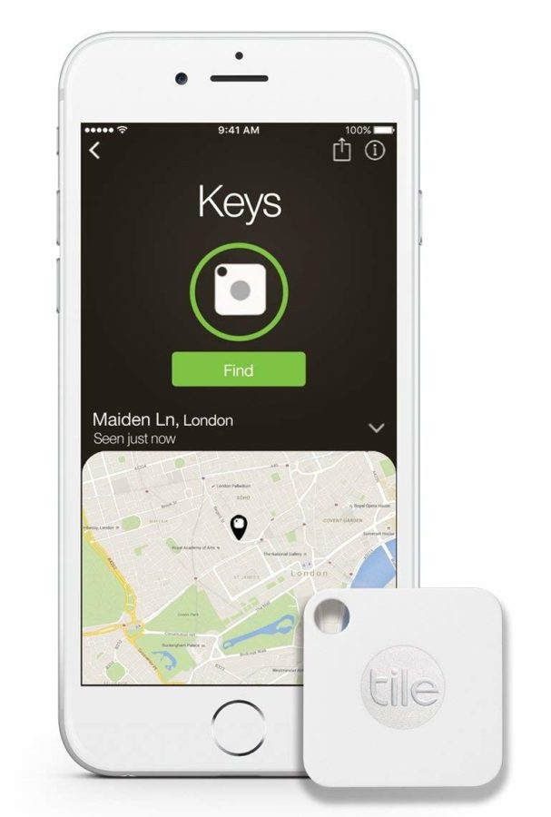 Image of Tile Mate - Key Finder. Phone Finder. Anything Finder - 1 Pack