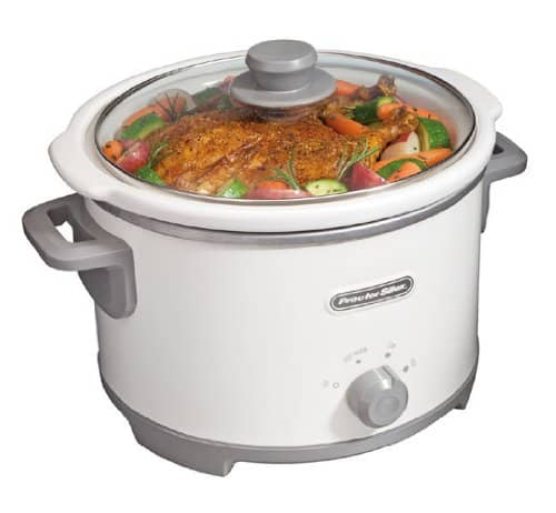 Image of Proctor-Silex 33042 4-Quart Slow Cooker