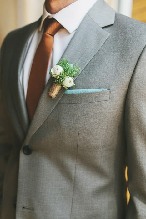 sienna tie gray wedding suit