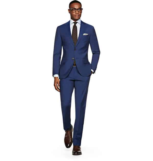 Image of Suit Supply NAPOLI BLUE SUIT