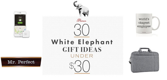 30 White Elephant Gift Ideas Under $30