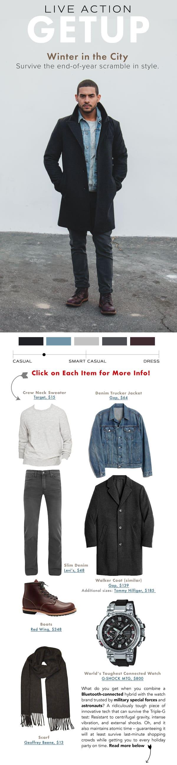 Primer Live Action Getup men casual outfit idea