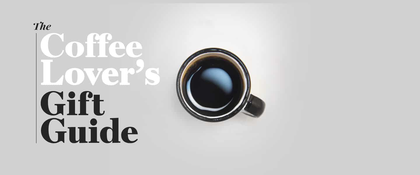 The Coffee Lover's Gift Guide