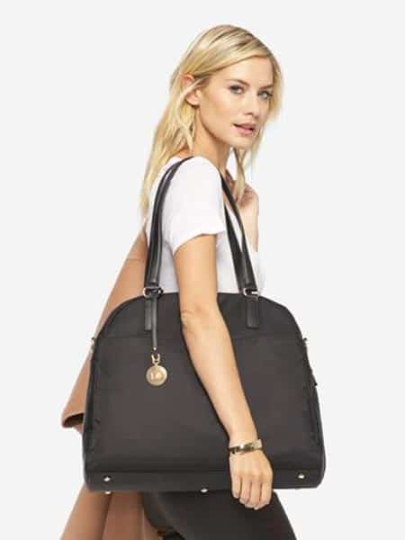 Image of Lo&Sons women's overnight bag